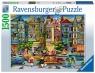 Puzzle 1500 elementów - Malowane domy (162611)