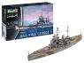 Model plastikowy Statek HMS King George V (05161) od 14 lat