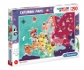 Puzzle SuperColor 250: Great People in Europe (29061) Wiek: 7+