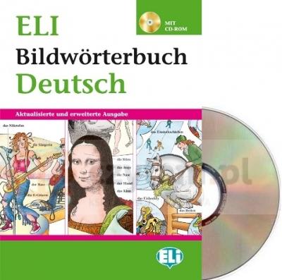 Bildworterbuch Deutsch +CD-Rom