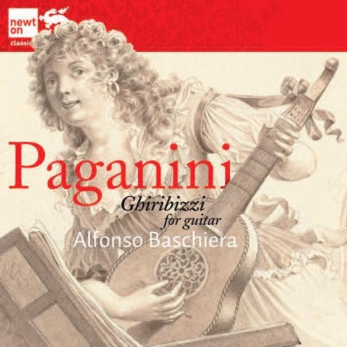 Ghiribizzi For Guitar Paganini, N.