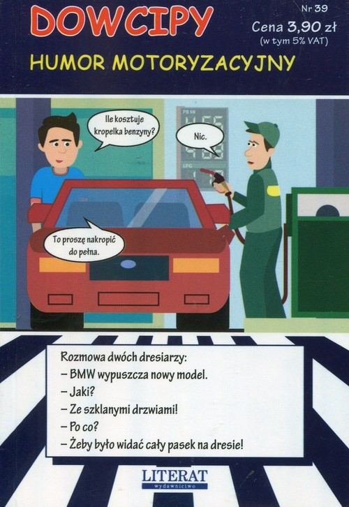 Dowcipy Humor motoryzacyjny Adamczewski Przemysław