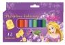 Plastelina 12 kolorów Princess