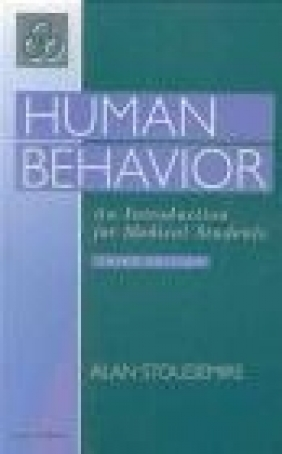 Human Behaviour An Introduction for Medical Students