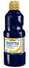 Farba Giotto School Paint Black 500 ml (535324)