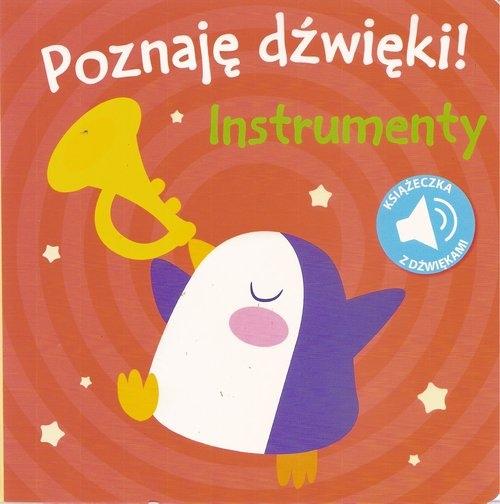 Poznaję dźwięki II Instrumenty