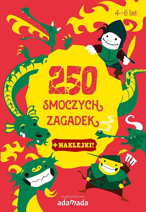 250 smoczych zagadek Golecka-Mazur Aleksandra
