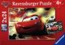 Puzzle Disney Auta Wielkie wejście 2x24 (089611)