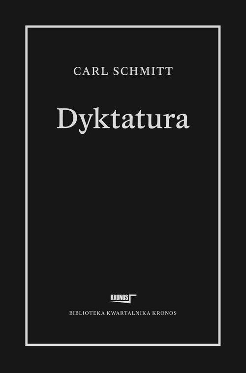 Dyktatura Schmitt Carl