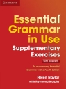 Essential Grammar in Use Supplementary Exercis with answers Helen Naylor , With Raymond Mu