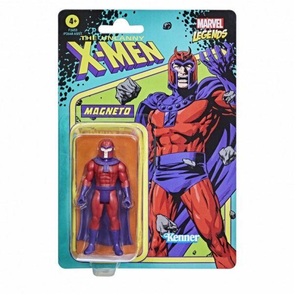 Marvel Fan Legends Figurka Retro Magneto (F2648/F2653)