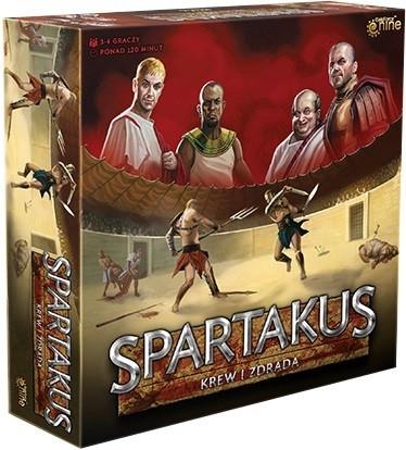 Gra Spartakus: Krew i zdrada (druga edycja) (53612)