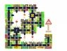 Puzzle Ulice w mieście ze znakami drogowymi (DJ07161)