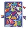 Puzzle ramkowe 53: Dinozaury (DOPR300181)