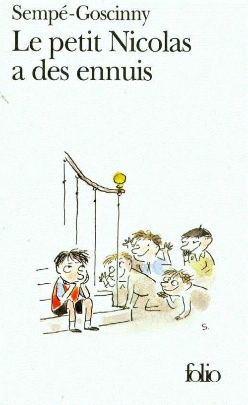 Le petit Nicolas a des ennuis Goscinny Rene, Sempe Jean Jacques