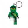 Brelok z latarką LEGO®: Ninjago - Lloyd (LGL-KE150)