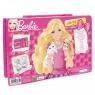 Zestaw artystyczny 68 elementów Barbie (275558)