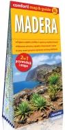 Madera laminowany map&guide XL (2w1: przewodnik i mapa)