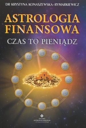 Astrologia finansowa Konaszewska-Rymarkiewicz Krystyna