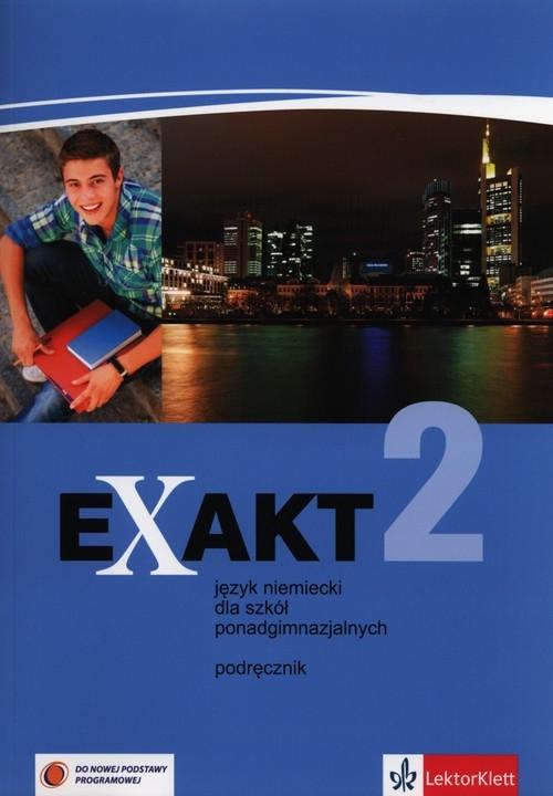 Exakt 2 Podręcznik z płytą CD + Abi-Heft Motta Giorgio