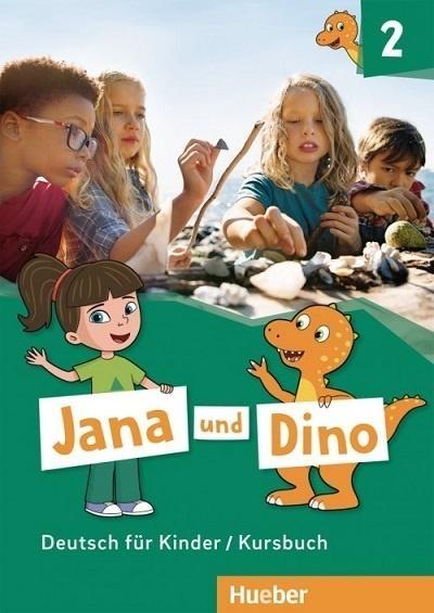 Jana und Dino 2 KB HUEBER Manuela Georgiakaki, Michael Priesteroth