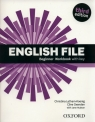 English File 3E Beginner WB with Key