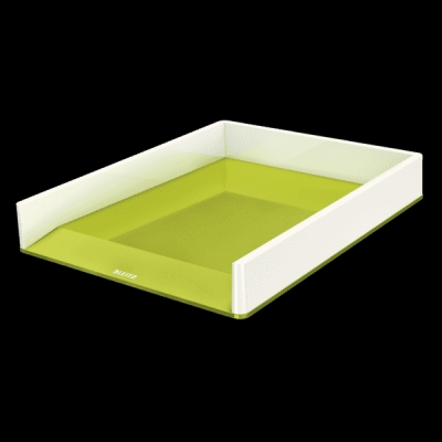 Szuflada na dokumenty Leitz WOW DUAL - zielony 267 mm x 49 mm x 336 mm (53611064)
