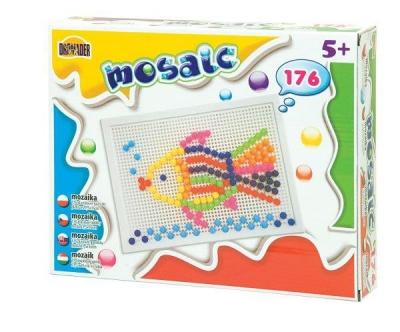 Mozaika w pudełk