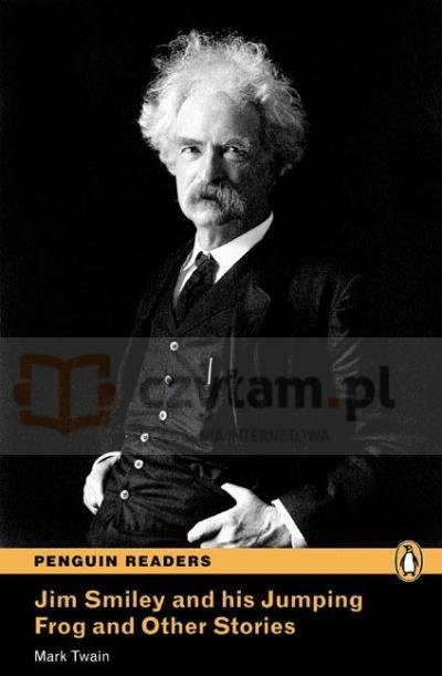 Pen. Jim Smiley and his Jumping Frog bk/MP3 CD (3) Mark Twain