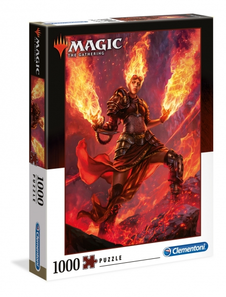 Puzzle 1000: Magic The Gathering (39561)