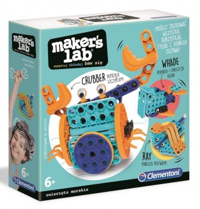 Maker's Lab - Zwierzęta morskie (50661)