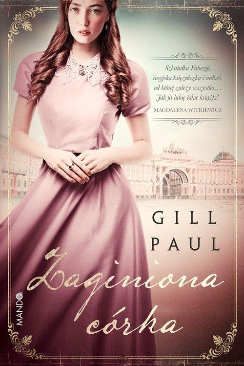 Zaginiona córka Gill Paul