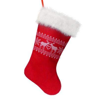 Skarpeta świąteczna CHRISTMAS JOY