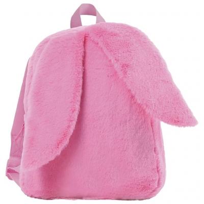 Plecak z uszami różowy DERFORM