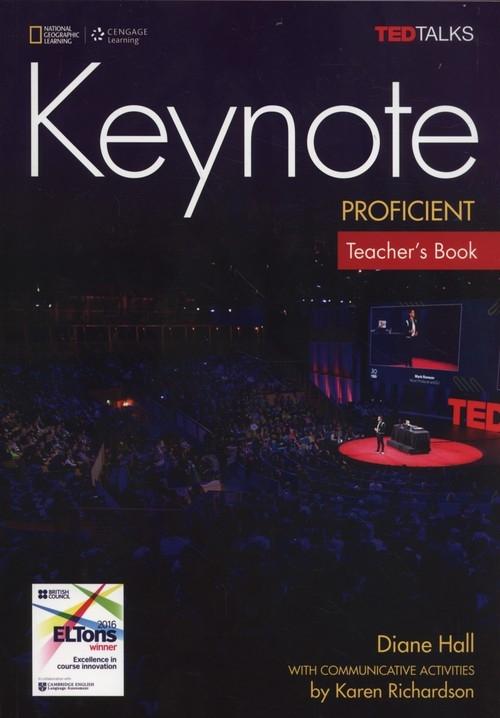 Keynote Proficient C2 Teachers Book+DVD Hall Diane