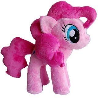 Kucyk My Little Pony plusz 27 cm różowy (FLP11749D)