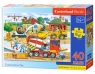 Puzzle Maxi Construction Site 40 (B-040018)