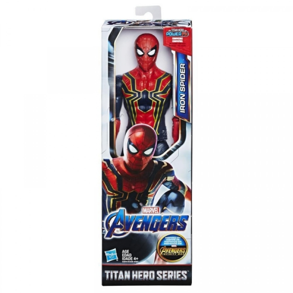 Figurka Avengers Titan Hero Movie Iron Spider (E3308/E3844)