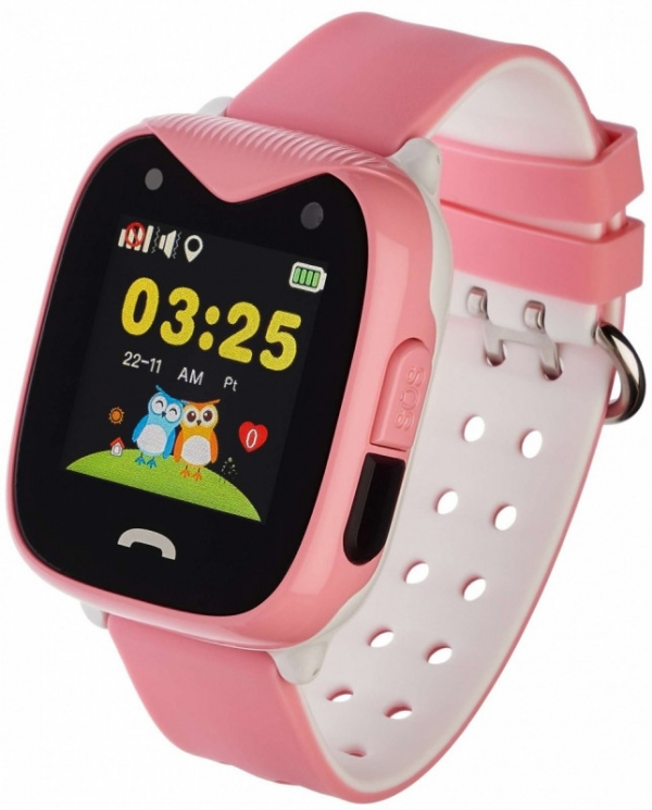 Smartwatch Kids Sweet 2 Różowy (5903246284614)