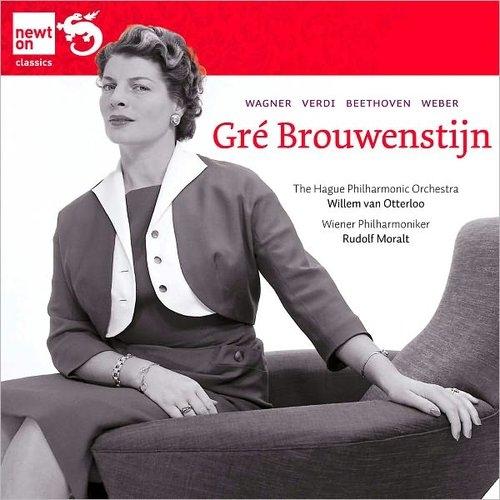Operatic Arias: Wagner / Ver Brouwenstijn, Gre