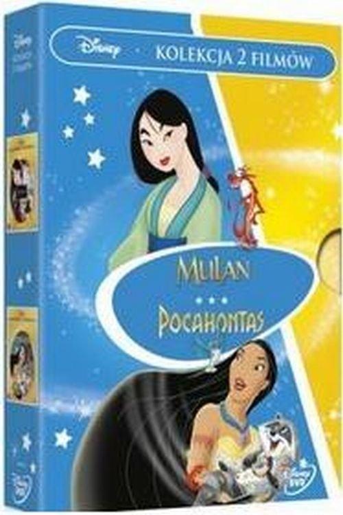 Mulan + Pocahontas