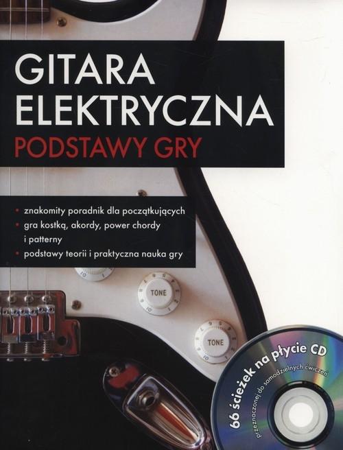 Gitara elektryczna + CD