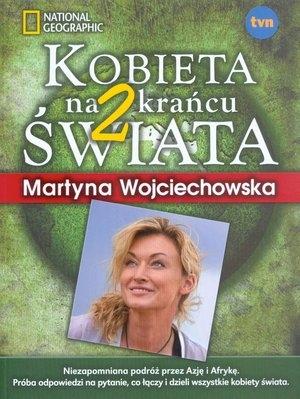 Kobieta na krańcu świata 2 Wojciechowska Martyna