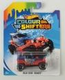 Hot Wheels: Samochodzik zmieniający kolor - Baja Bone Shaker (BRH15/CFM28)