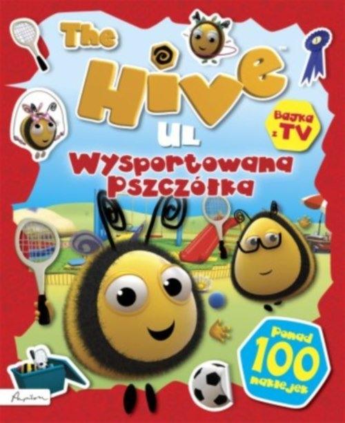 The Hive Ul Wysportowana pszczółka Książka z naklejkami i nie tylko