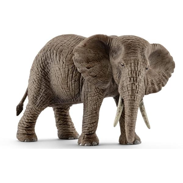 Samica słonia afrykańskiego - Schleich (14761)