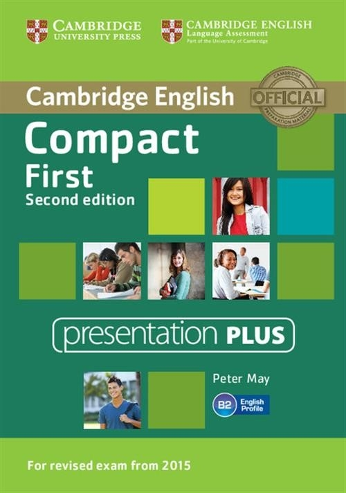 Compact First Presentation Plus May Peter