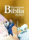 Ilustrowana Biblia dla dzieci  - złota okładka ks. Bogusław Zeman