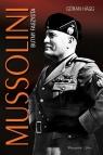 Mussolini Butny faszysta