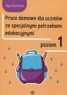Prace domowe dla uczniów ze specjalnymi potrzebami edukacyjnymi Poziom 1
